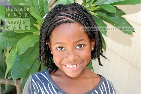 Black Braided Hairstyles For Swimming by 183 Best Twists Twistouts Images On Childrens