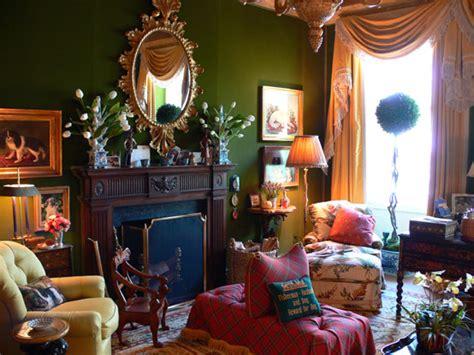 hunters living room decorating a green living room
