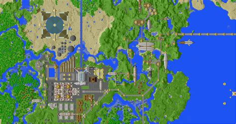 minecraft world map city homes steunk map update quot the city of brickhaven quot minecraft