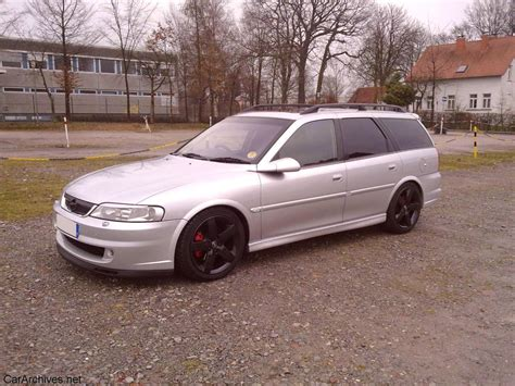 Opel vectra 22 dti. Best photos and information of modification.