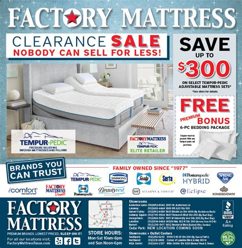 Mattress Factory Sale by Discount Mattress Sales Stores Factory Mattress 174