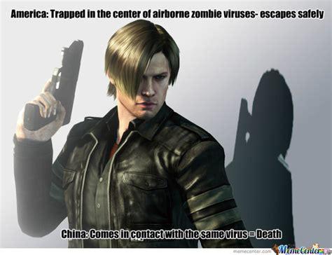 Resident Evil 4 Memes - resident evil logic by andrew991116 meme center