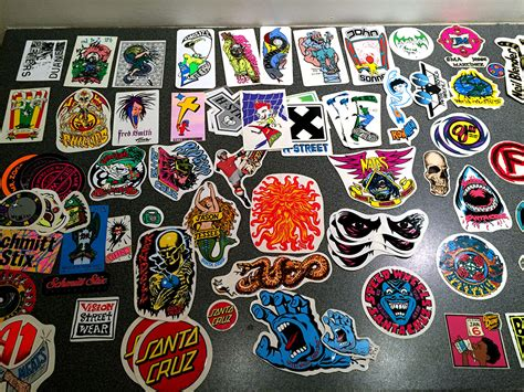 Is Stickers
