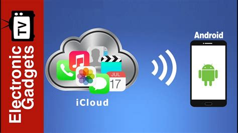 icloud photo android how to use icloud on android phones