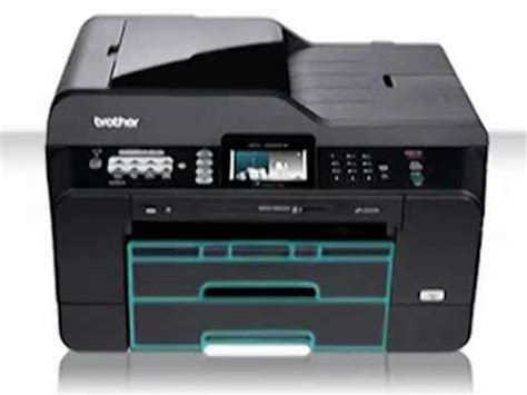Printer Mfc J6910dw brother professional all in one inkjet printer mfc j6910dw