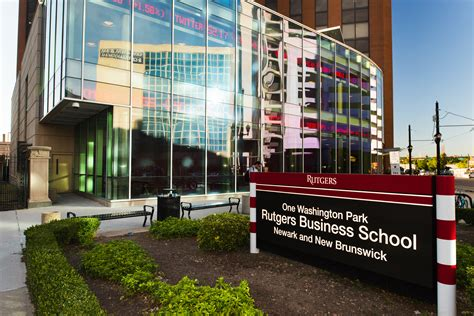 Essex Business School Mba by Rutgers Aims To Broaden Its As A Partner In Newark S
