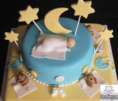 home made cake decorations 13 easy cake decorating ideas for baby shower decoration y