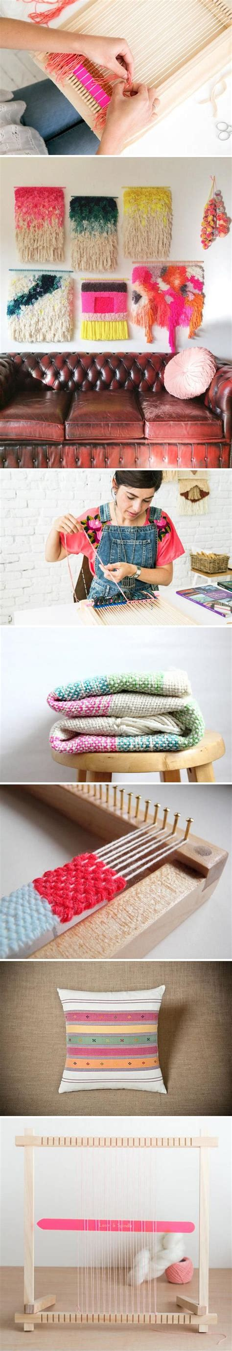 Getting Creative With Experts Advice by 25 Best Ideas About Weaving Projects On Loom