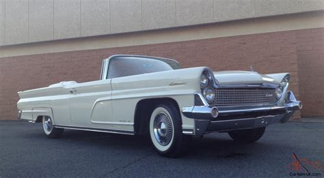 mark jackson automotive 1959 lincoln continental related infomation specifications