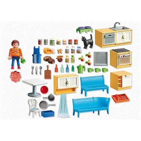 Magasin Meuble Salle De Bain 6226 by Playmobil 5336 Kuchnia Z Kącikiem Jadalnym Sklep
