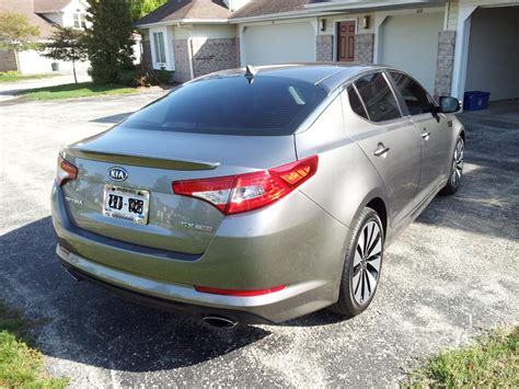 Kia Optima Sx T Gdi by Rdgdawg Review 2012 Kia Optima Sx T Gdi Clublexus