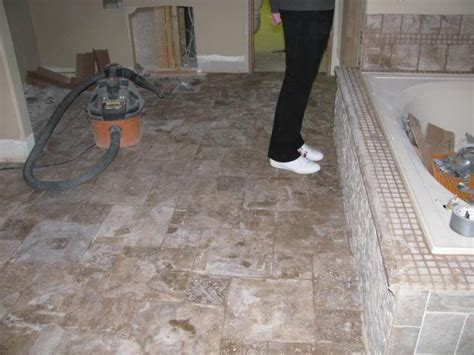 how to lay solid wood flooring over concrete recommend that