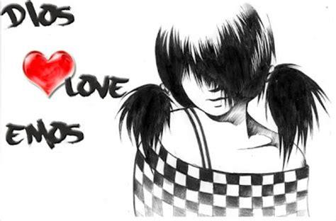 imagenes para un emo los emos 191 qui 233 nes son