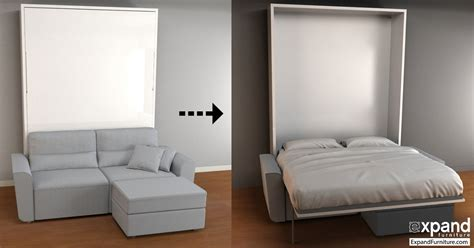 bed desk sofa combo wall sofa murphysofa wall beds fold perfectly over sofas