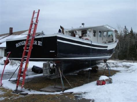 lobster boat manufacturers 2000 attwood lobster boat boats yachts for sale