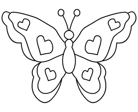 black and white coloring pages of butterflies mariposas para colorear pintar e imprimir