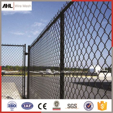 25 best ideas about black chain link fence on