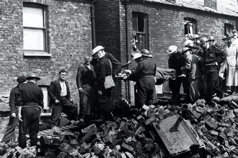swinton hotel plymouth manchester blitz 1940 five of the deadliest