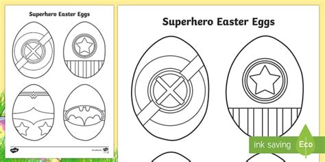 Easter Card Templates Twinkl by Easter Eggs Colouring Page Easter Egg