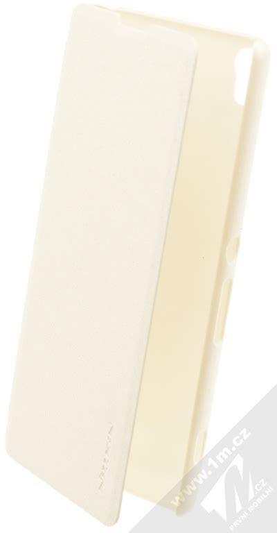 Sony Xperia Xa Flip Cover Nillkin Sparkle 1 nillkin sparkle flipov 233 pouzdro pro sony xperia xa b 237 l 225