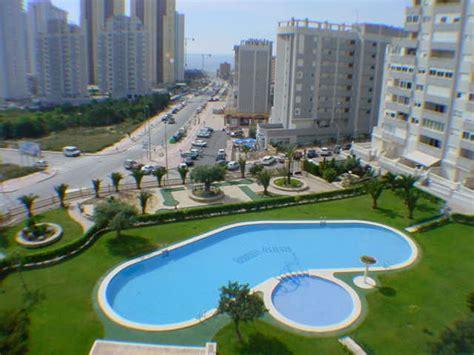 appartamenti spagna mare affitto appartamento mare benidorm