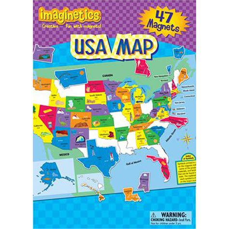 map usa magnetic magnetic usa map the rainbow
