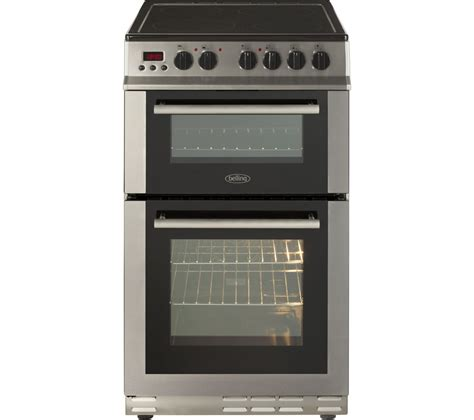 Oven Tangkring Stainless Steel buy belling bel fs50edopc 50 cm electric ceramic cooker
