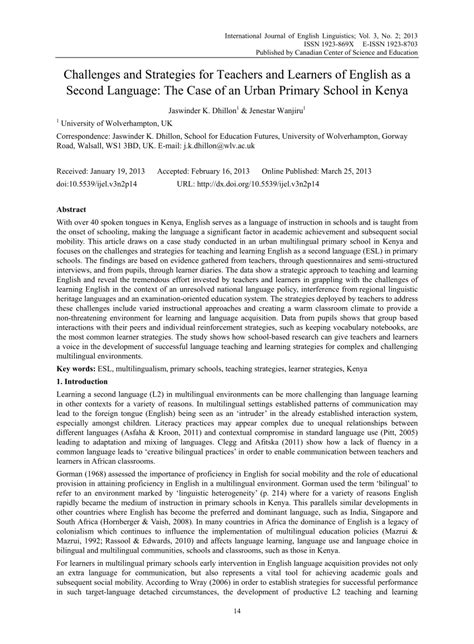 research papers on teaching as a second language search results for resources for nursing research