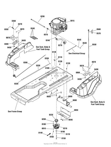 simplicity   zt  gross hp kawasaki rider  mower parts diagram