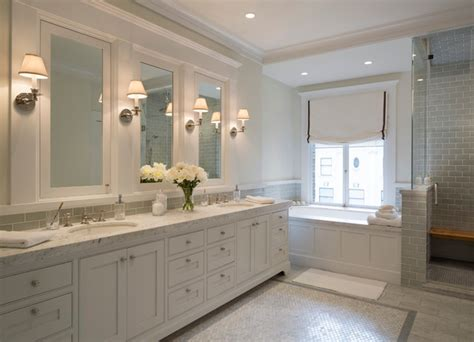 master bathroom ideas houzz white marble bathroom with double vanity transitional
