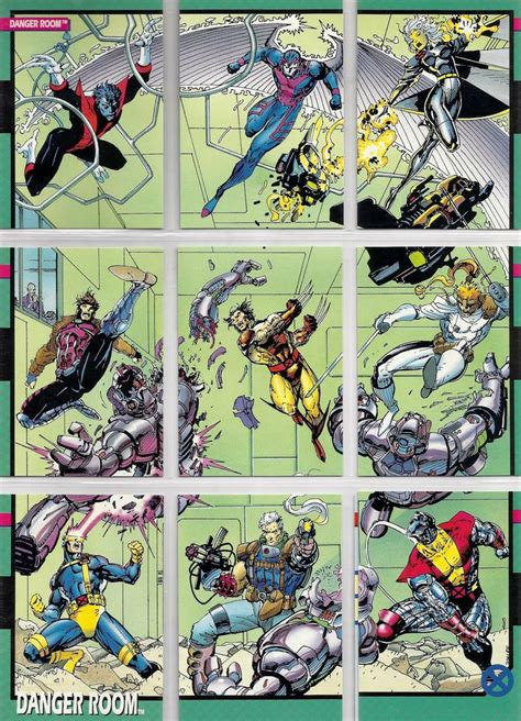 danger room comics 17 best images about non sport trading cards on