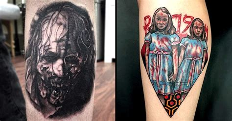 shane murphy tattoo disturbing horror tattoos by shane murphy tattoodo