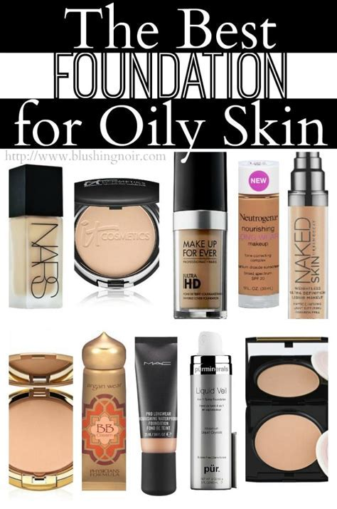 Holiday Makeup Must Haves! The Top 10 Foundations for Oily