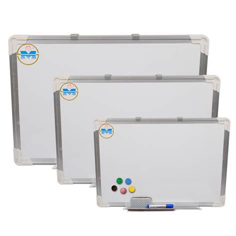 Sale Sakana Papan Whiteboard Magnetic 90 X 120 aluminium frame wipe magnetic white board 35 x 50 60 x 90 90 x 120 450 x 600 ebay