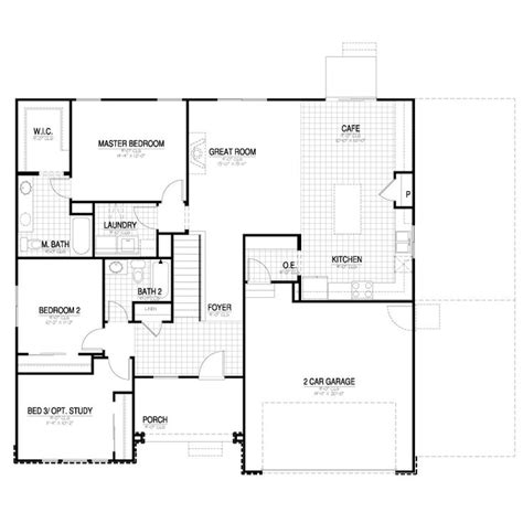 17 best images about ivory homes floor plans on