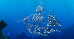 le banc de poissons personnage dans 171 le monde de nemo