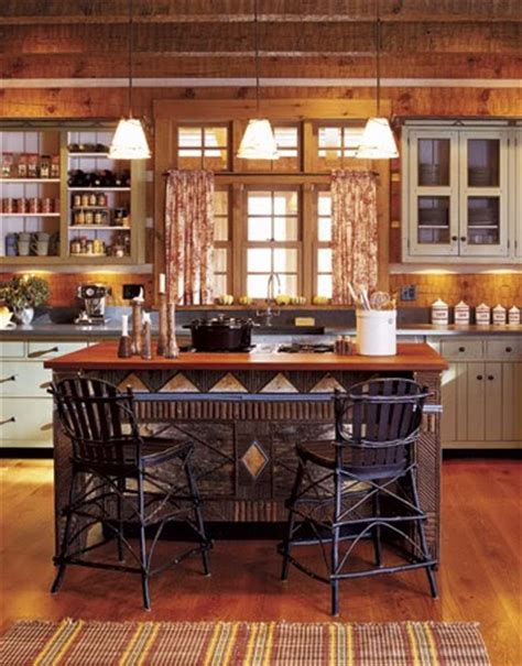 log cabin kitchen cabinets cabin kitchen with painted cabinets cabin pinterest