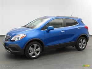 Buick Encore Blue 2013 Brilliant Blue Metallic Buick Encore 78375245