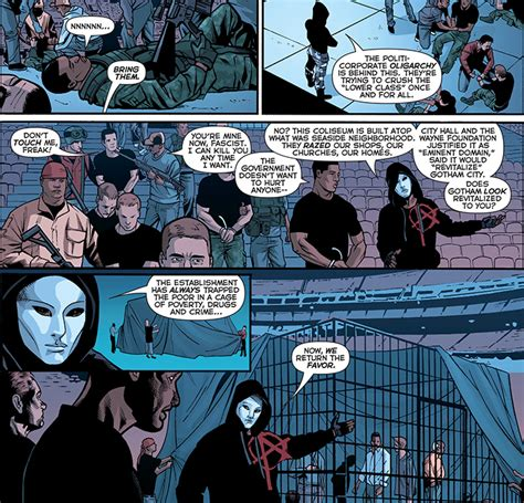 batman detective comics 2011 vol 07 anarky tp cheapgraphicnovels com superhero socialism the history of anarky discontinuity
