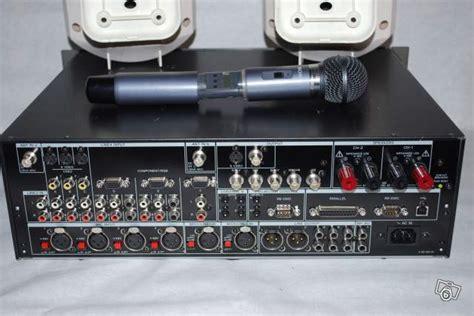 Mixer Audio Sony photo sony srp x700 sony mixer audio srp x700 256604
