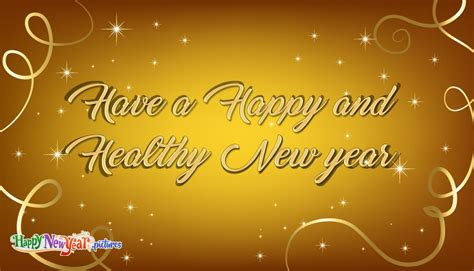 a happy and healthy new year happynewyear pictures