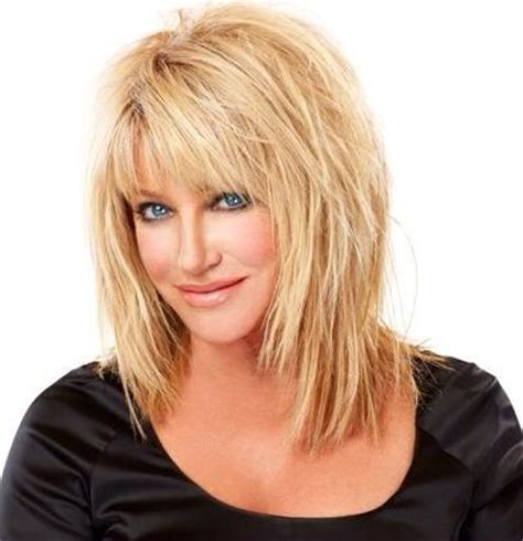 gray shag haircuts 25 best ideas about suzanne somers on pinterest long