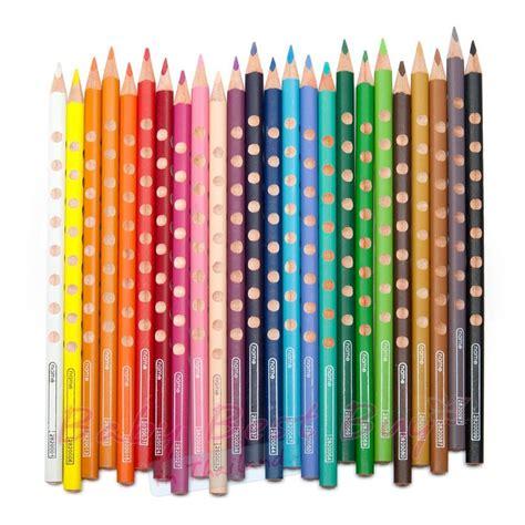 lyra colored pencils ด นสอส ไม แท งสามเหล ยม lyra groove slim colored pencil 36 ส