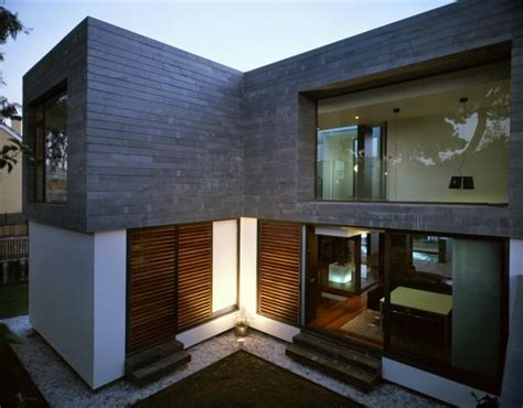 small house design creates harmonious duet with neighboring large home in la small contemporary homes enhancing modern interior design
