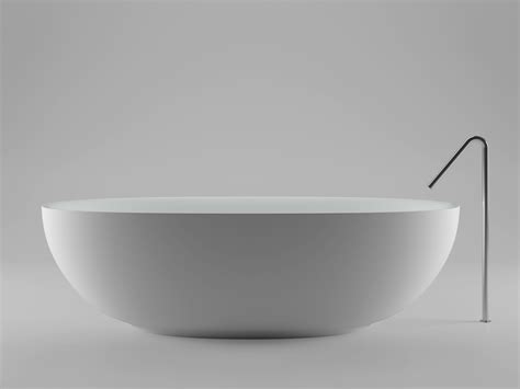 fisher island bathtub by boffi design piero lissoni