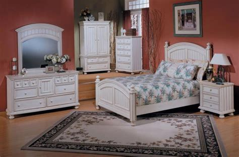 Price of White Wicker Bedroom Furniture : White Wicker