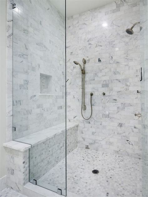 carerra marble custom steam shower master bath pinterest carrera marble tile shower bath pinterest