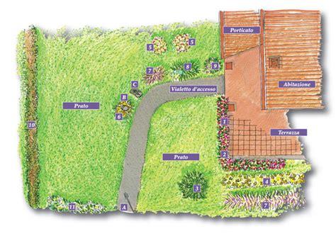 giardino in discesa progettare un giardino in collina fai da te in giardino