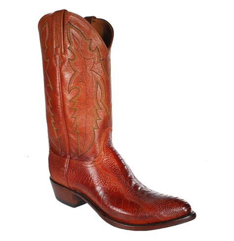 ostrich boots leather care cowboy boots