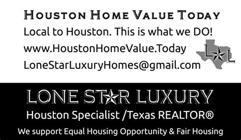 houston home value what s your houston home worth